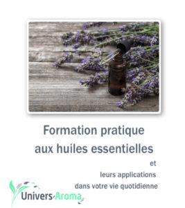 Formation à l'aromathérapie