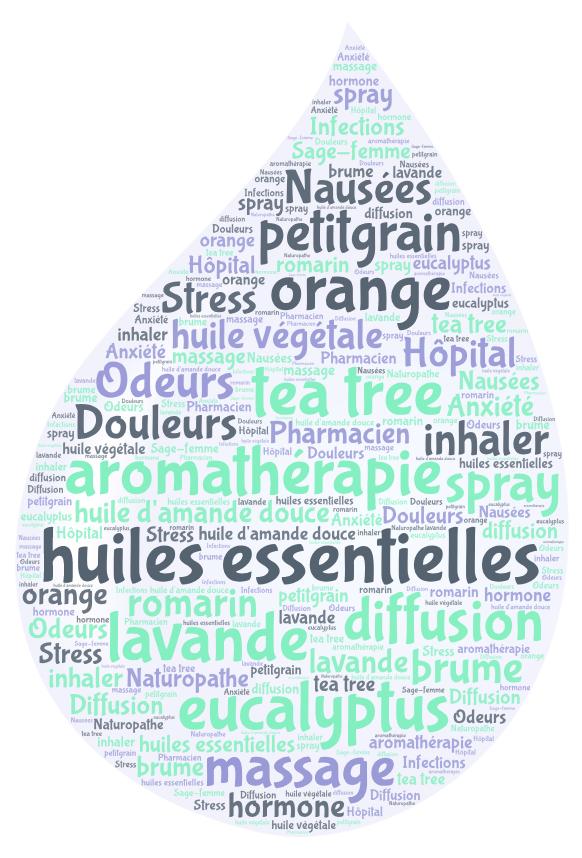 Formation et accompagnements à l'aromathérapie