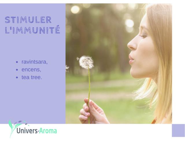 stimuler immunité